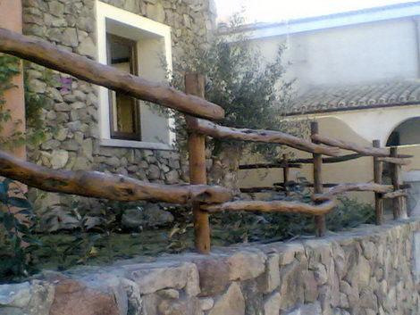 Lobina legnami strutture in legno realizzazione e posa for Staccionata in legno fai da te